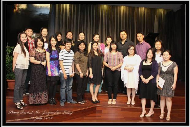Masterclass by Jacqueline Leung